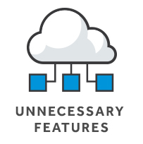 Unnecessary Features